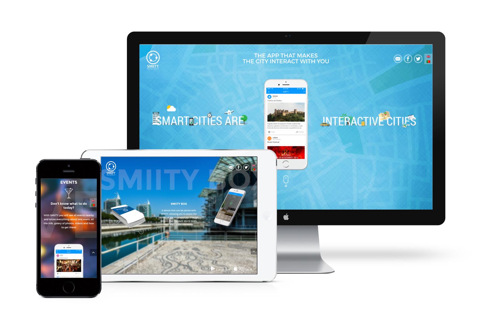 A SMIITY é finalista dos App Tourism Awards 2018