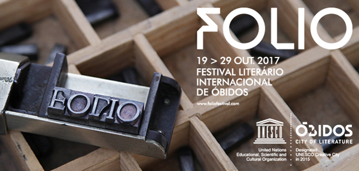 SMIITY will be at FOLIO, the Literary Festival of Óbidos