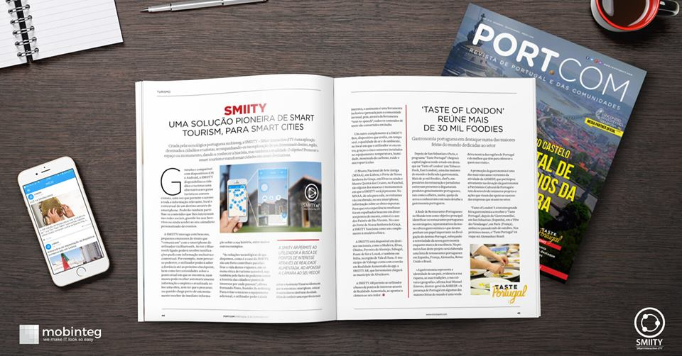 SMIITY: A pioneer solution of smart tourism, for smart cities