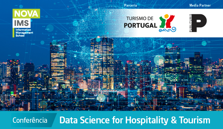 A SMIITY NA CONFERÊNCIA 'DATA SCIENCE FOR HOSPITALITY & TOURISM'